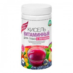 Кисель, Леовит 400 г витаминный для глаз с лютеином