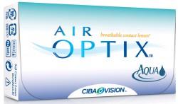 Линзы контактные, Эйр оптикс №6 Аква bc 8.6 (-4.75)