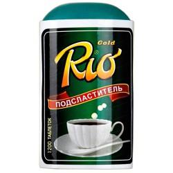 Заменитель сахара, Рио голд табл. №1200