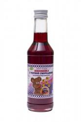 Сироп, 250 мл ягоды шиповника и черной смородины витаминизированный