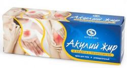 Крем для тела, Акулья сила Акулий жир бадяга с прополисом универсальный 75 мл