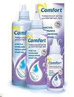 Раствор для ухода за контактными линзами, Оптимед 250 мл комфорт
