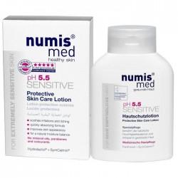 Молочко защитное для кожи, Нумис Мед Сенситив рН 5.5 200 мл