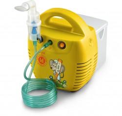 Ингалятор компрессорный, Литл доктор LD-211C желтый