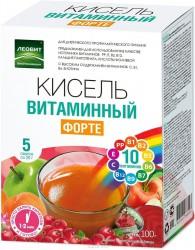 Кисель, Леовит 20 г №5 Витаминный Форте