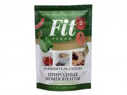 Заменитель сахара, Фит Парад 200 г №10 на основе природных компонентов со стевией мягк. упак.